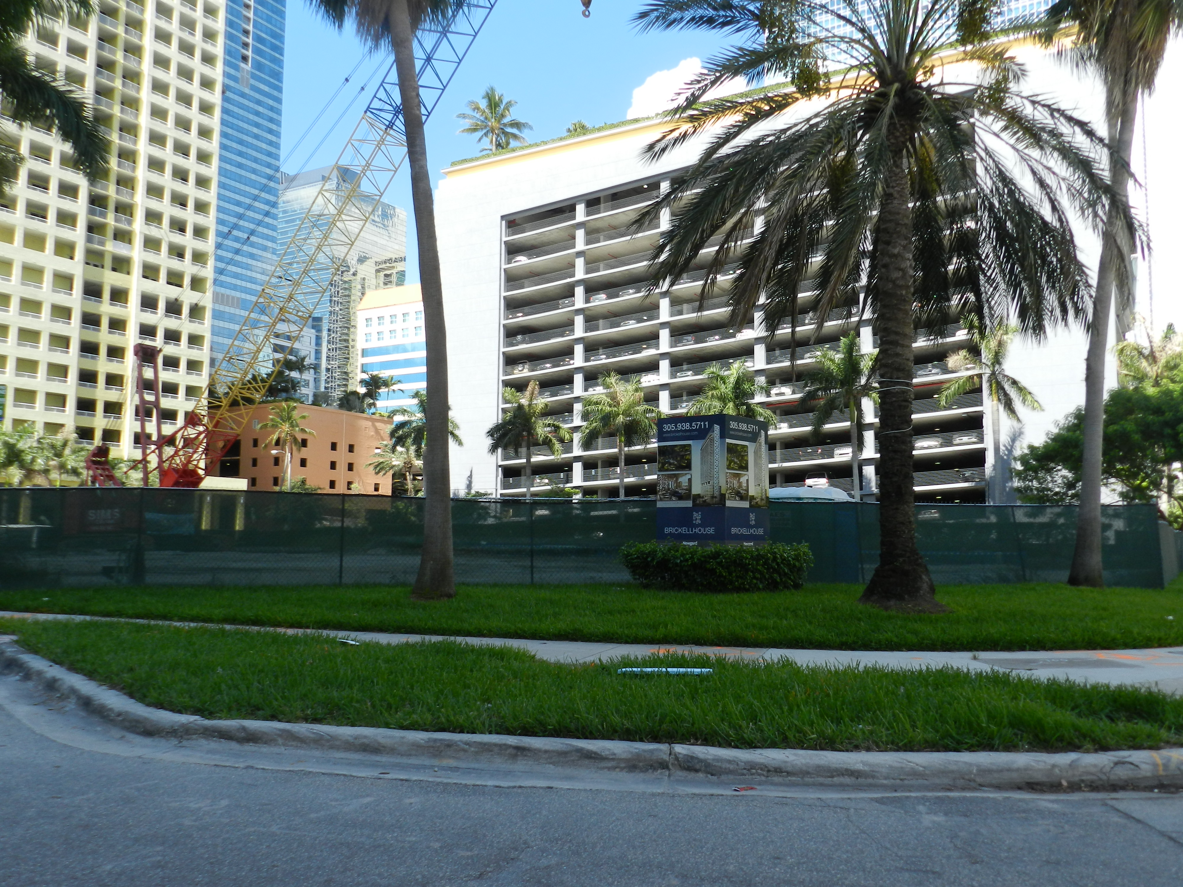 Brickell construction quickie boom or bust miami for Brickell house